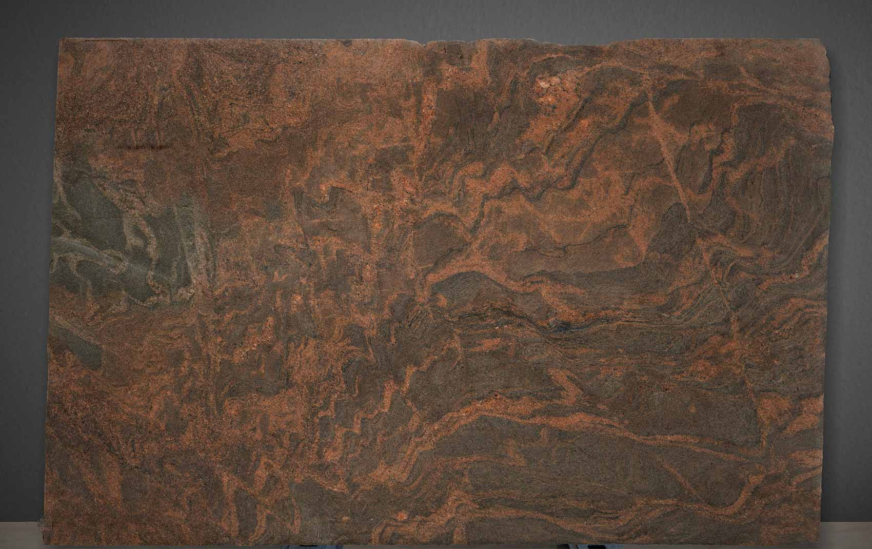 Red Multi Colour Granit Plaka